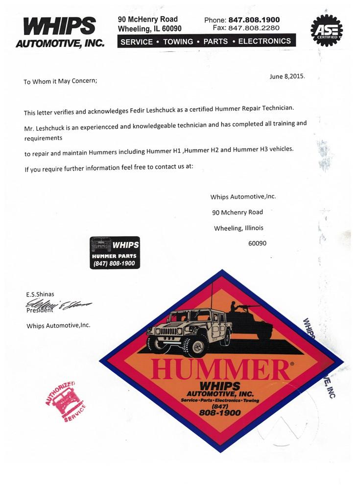 Ase Certified Formulaob